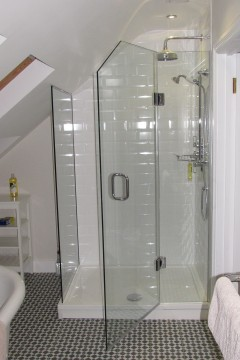 Made to Measure - Loft Shower Enclosure